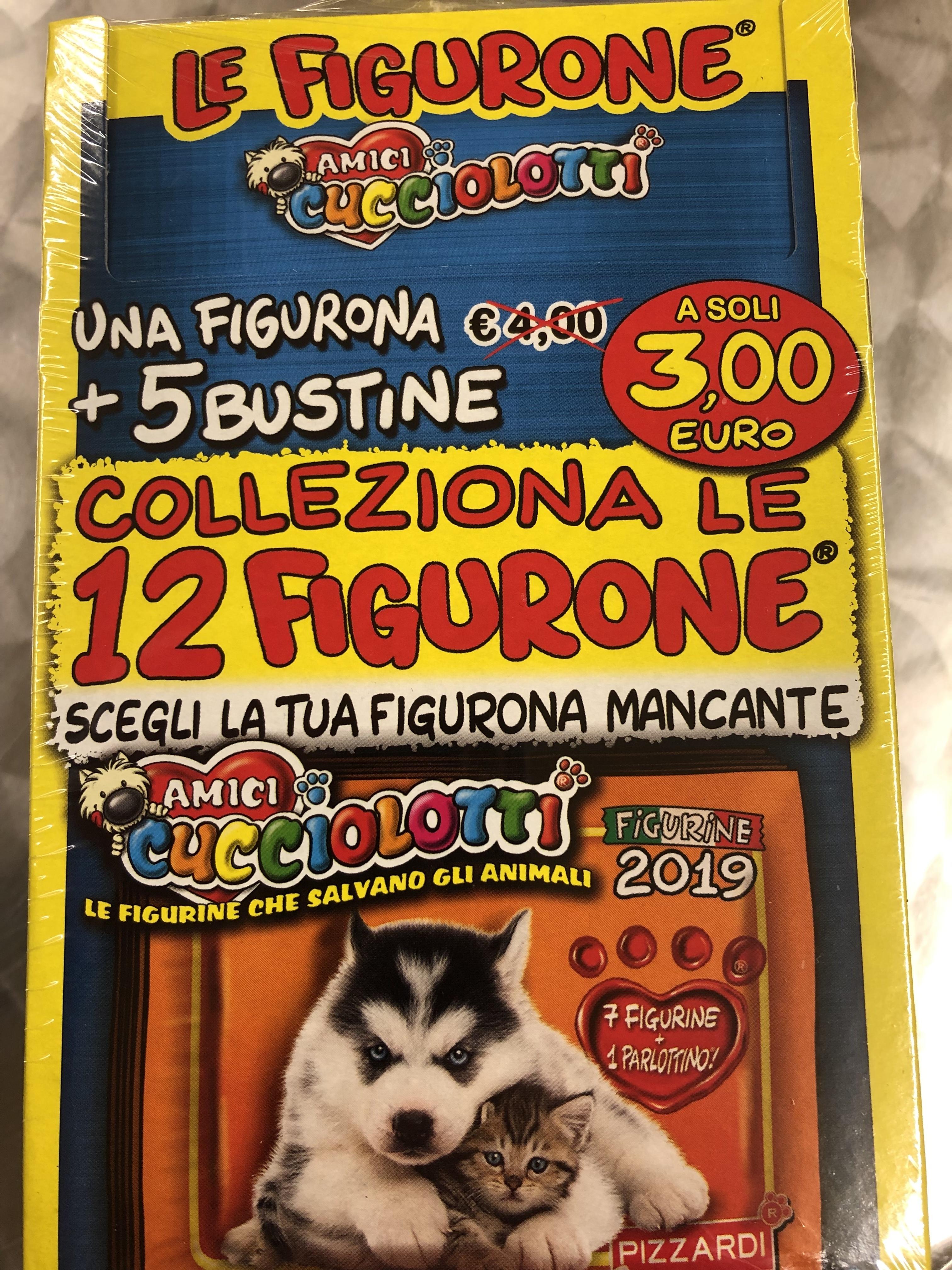 Cucciolotti 2019 Pack