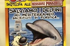 Cucciolotti 2019 Salviamo i delfini