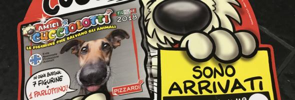 Figurine Amici Cucciolotti 2018