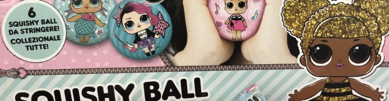 LOL Squishy Ball