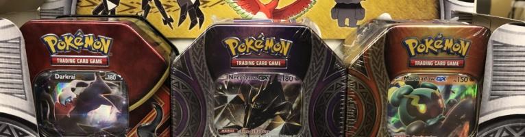 Pokémon Scatole da Collezione Poteri Misteriosi